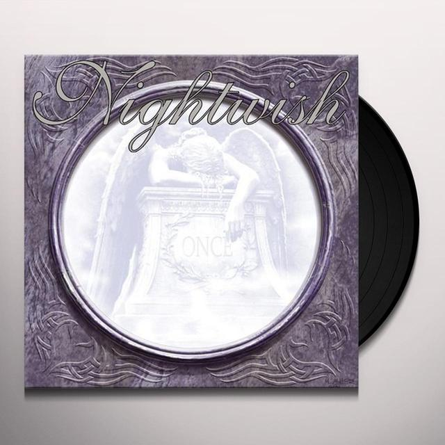 Nightwish ONCE LIMITED EDITION (GER) Vinyl Record