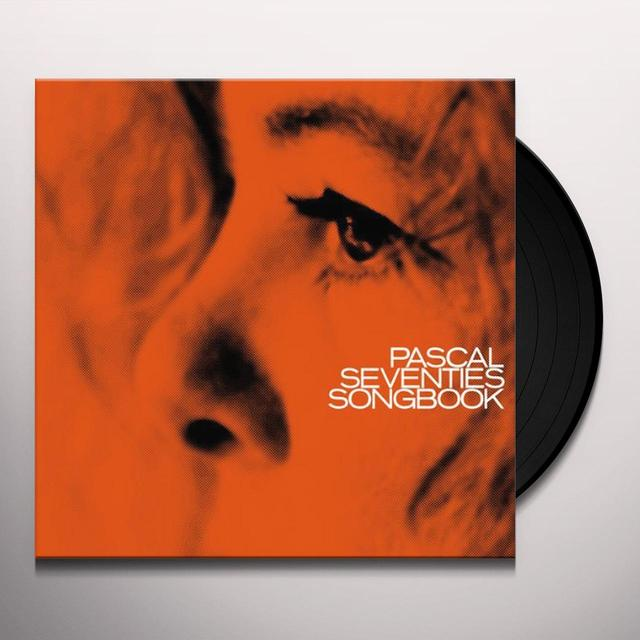 Pascal SEVENTIES SONGBOOK (GER) Vinyl Record