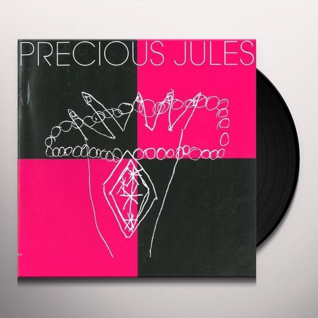 PRECIOUS JULES (FRA) Vinyl Record
