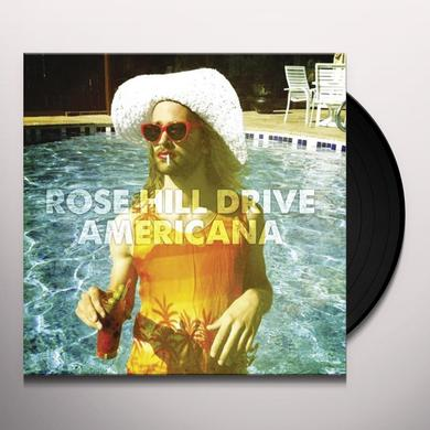 Rose Hill Drive AMERICANA (GER) Vinyl Record