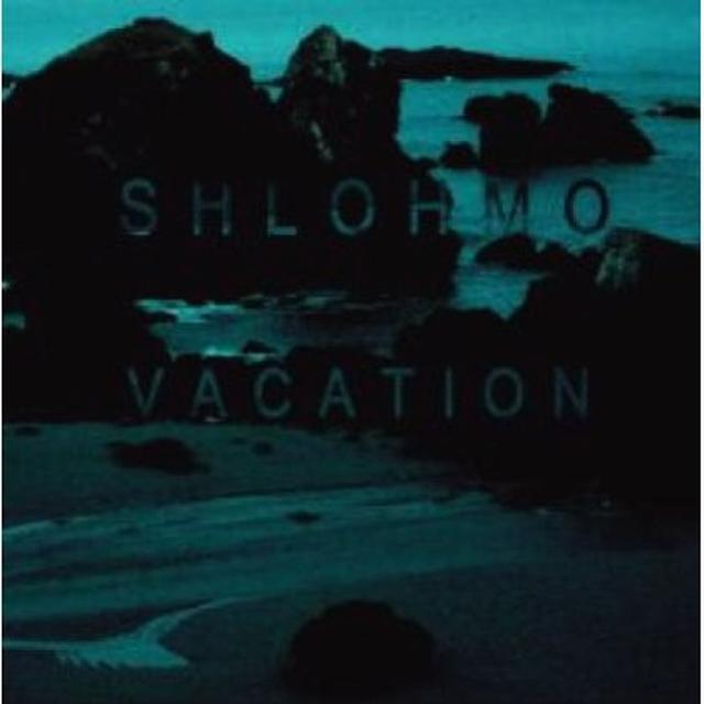 Shlohmo VACATION EP (GER) (Vinyl)