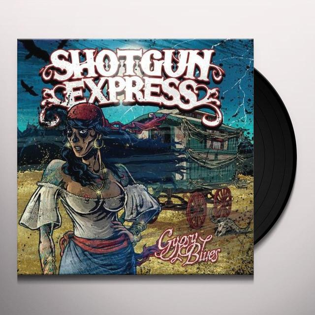 Shotgun Express GYPSY BLUES Vinyl Record