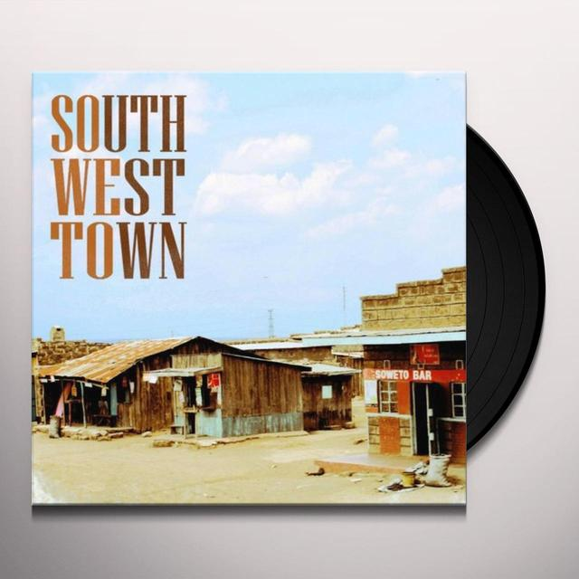 Soweto SOUTH WEST TOWN Vinyl Record - Portugal Import