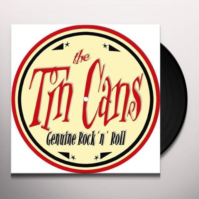 Tin Cans STILL ROCKIN'/LTD.PICL (GER) Vinyl Record