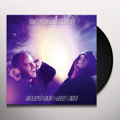 Turntablerocker ALLES AUF DIE 303 (GER) Vinyl Record
