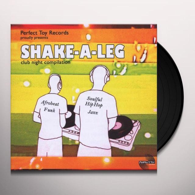 SHAKE-A-LEG (GER) Vinyl Record
