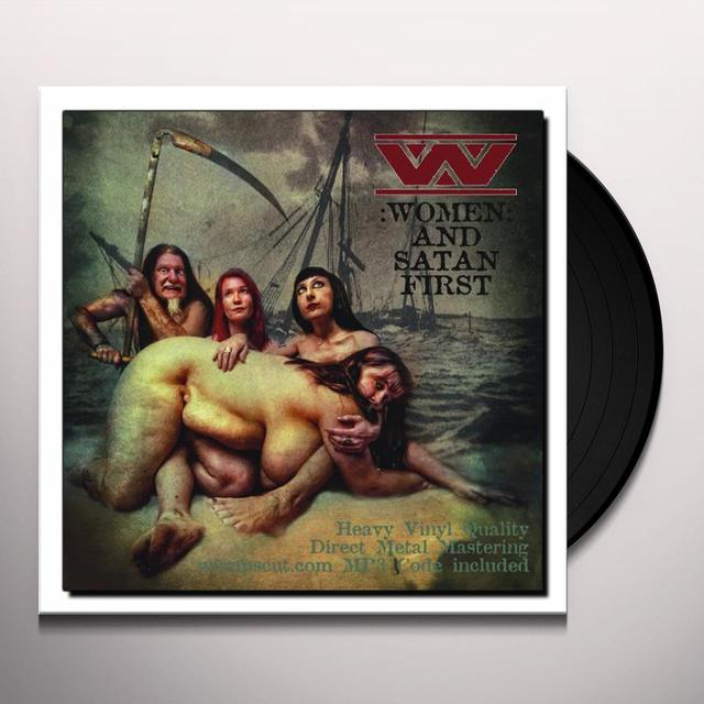 :Wumpscut: WOMAN & SATAN FIRST LIMITED (GER) Vinyl Record