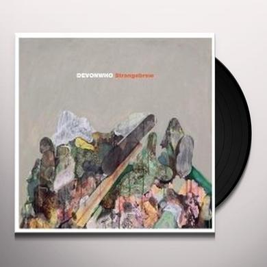 Devonwho STRANGBREW Vinyl Record - Holland Import
