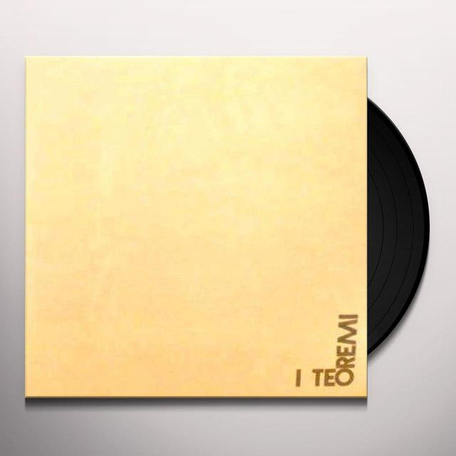 I TEOREMI Vinyl Record - Holland Release
