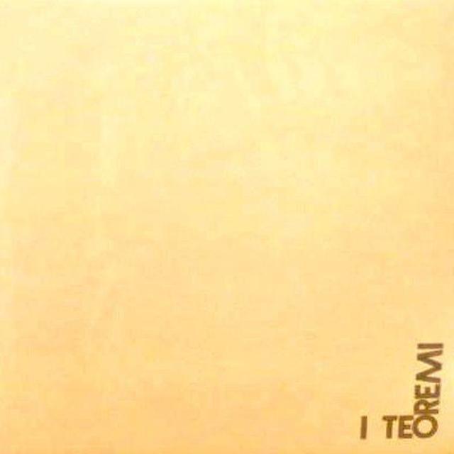 I TEOREMI Vinyl Record - Holland Import