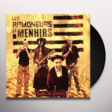 Les Ramoneurs De Menhirs DANS AN DIAOUL Vinyl Record - Holland Import