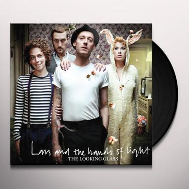 Lars & The Hands Of Light LOOKING GLASS Vinyl Record - Holland Import
