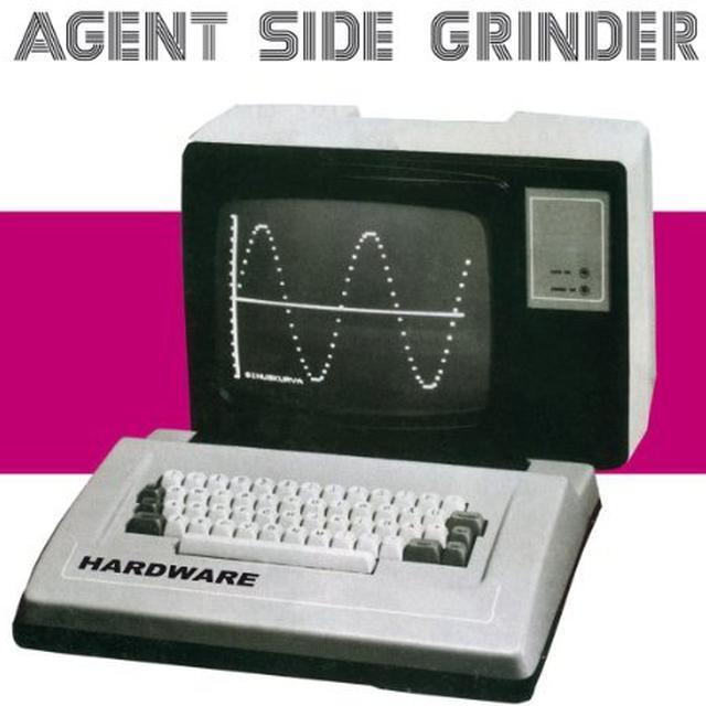 Agent Side Grinder HARDWARE Vinyl Record - Portugal Release