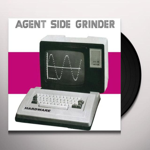 Agent Side Grinder HARDWARE Vinyl Record - Portugal Import