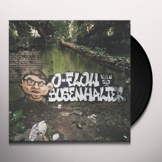O-Flow KOELN & BUSENHALTER-SUED-EP (GER) Vinyl Record