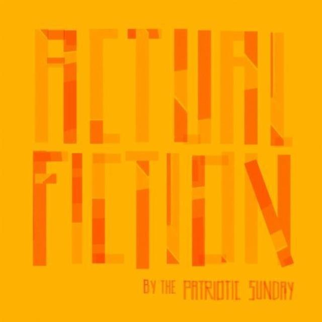 Patriotic Sunday ACTUAL FICTION Vinyl Record - Holland Import