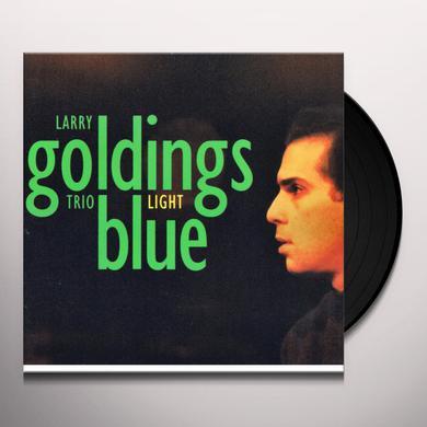 Larry Trio Goldings LIGHT BLUE Vinyl Record