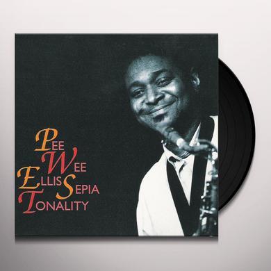 Pee Wee Ellis SEPIA TONALITY Vinyl Record