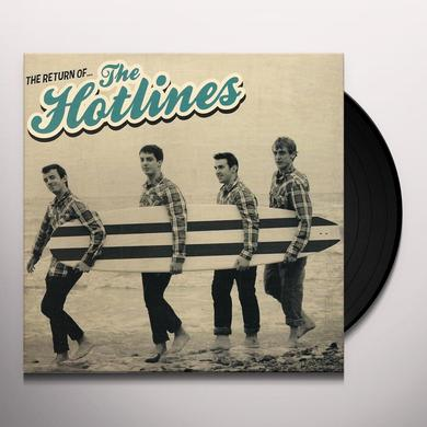 Hotlines RETURN OF Vinyl Record - Holland Import