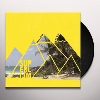 Superlijm UNALASKA ALASKA Vinyl Record