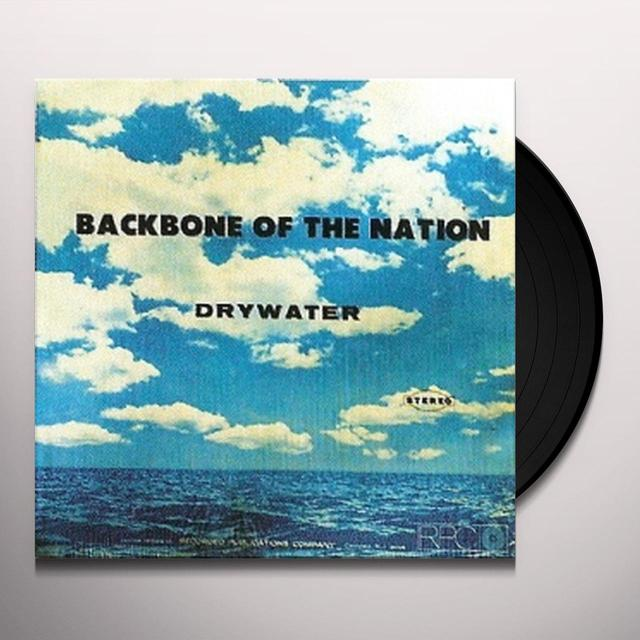 Drywater BACKBONE OF THE NATION Vinyl Record - Holland Import