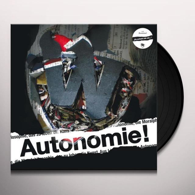 Der W AUTONOMIE Vinyl Record