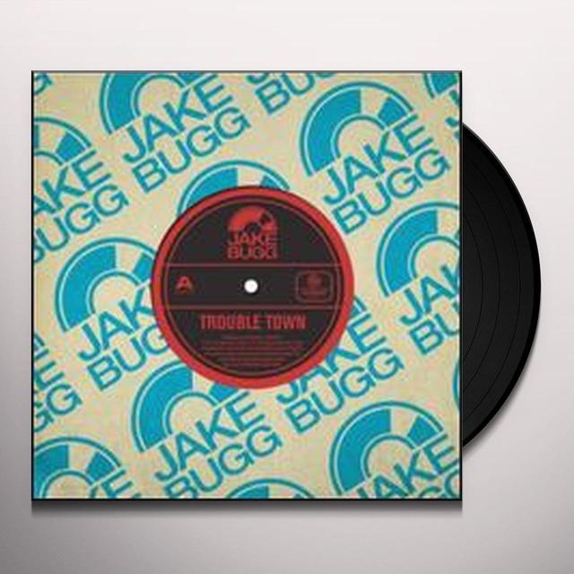 Jack Bugg TROUBLE TOWN (UK) (Vinyl)