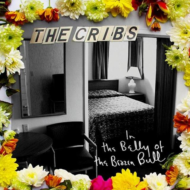 Cribs IN THE BELLY OF THE BRAZEN BULL Vinyl Record - UK Import