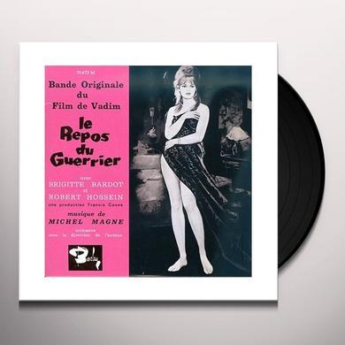 Brigitte Bardot LE REPOS DU GUERRIER Vinyl Record