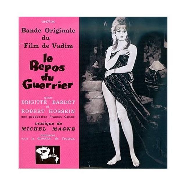 Brigitte Bardot LE REPOS DU GUERRIER (FRA) Vinyl Record