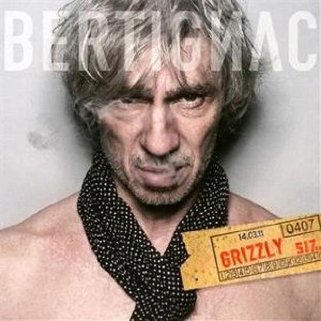Louis Bertignac GRIZZLY Vinyl Record - Holland Import