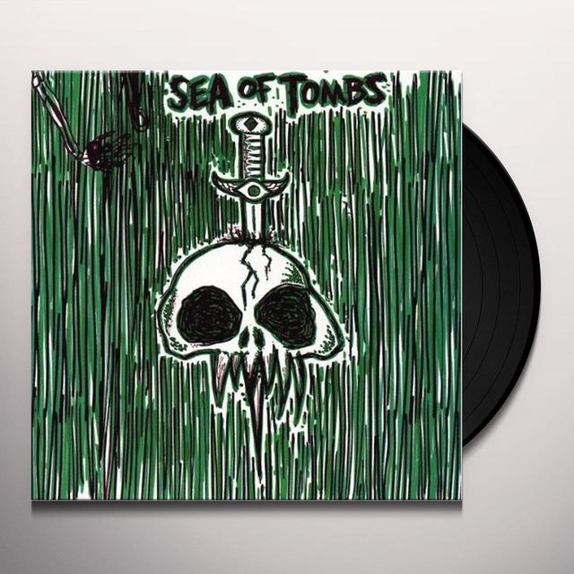 SEA OF TOMBS Vinyl Record - Holland Import