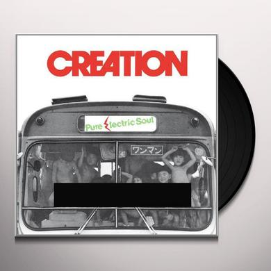 Creation PURE ELECTRIC SOUL Vinyl Record - Italy Import