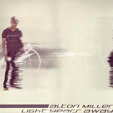 Alton Miller LIGHT YEARS AWAY Vinyl Record