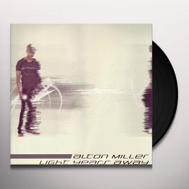 Alton Miller LIGHT YEARS AWAY Vinyl Record - Holland Import