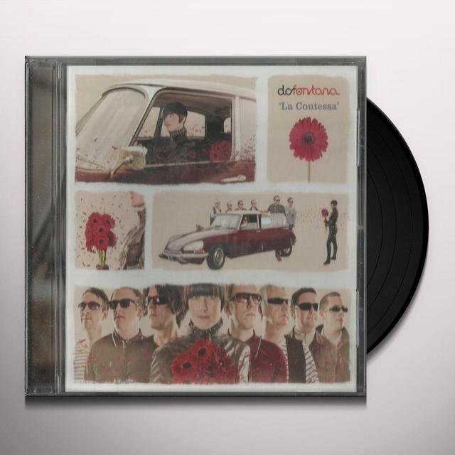 Dc Fontana LA CONTESSA Vinyl Record