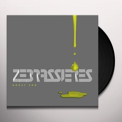 Zebrassieres GOOEY ZOO Vinyl Record