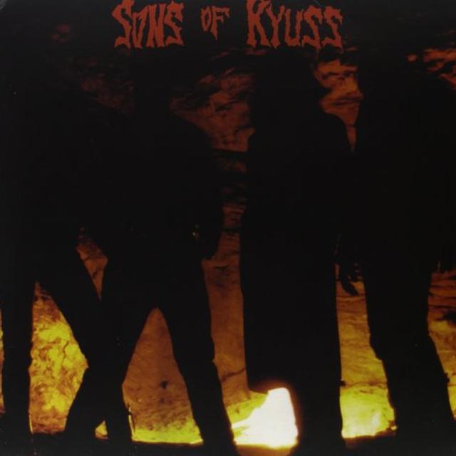 SONS OF KYUSS Vinyl Record - Holland Import