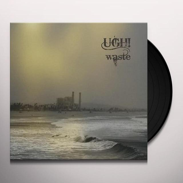 Ugh! WASTE Vinyl Record - Holland Import