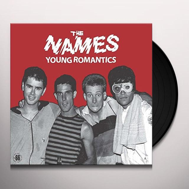Names YOUNG ROMANTICS Vinyl Record