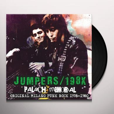 Jumpers/198X PALACH MEMORIAL Vinyl Record
