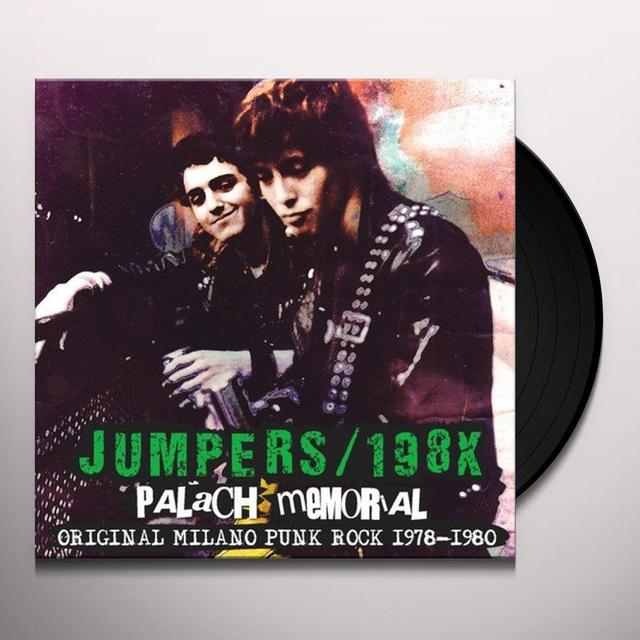 Jumpers/198X PALACH MEMORIAL Vinyl Record - Holland Import