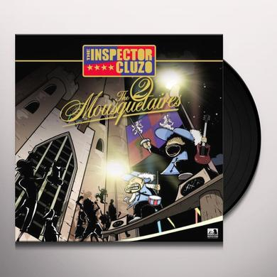 Inspector Cluzo TWO MOUSQUETAIRES Vinyl Record
