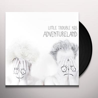 Little Trouble Kids ADVENTURELAND Vinyl Record - Holland Import