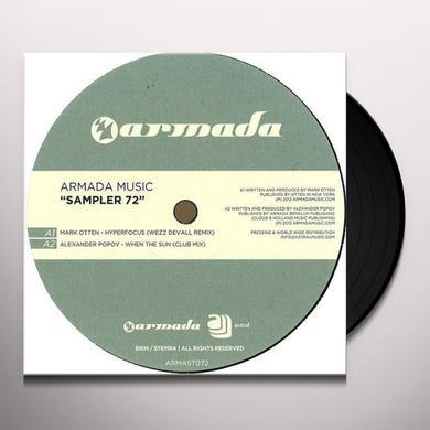 ARMADA MUSIC SAMPLER 72 Vinyl Record - Holland Release