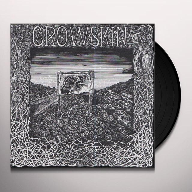 Crowskin BLACK LAVA Vinyl Record - Holland Release