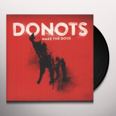 Donots WAKE THE DOGS Vinyl Record