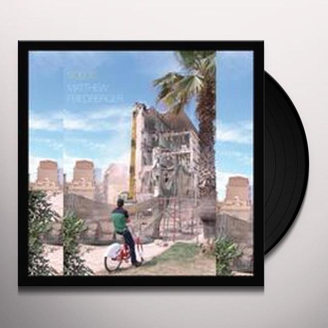 Matthew Frieberger SOLOS Vinyl Record - UK Import