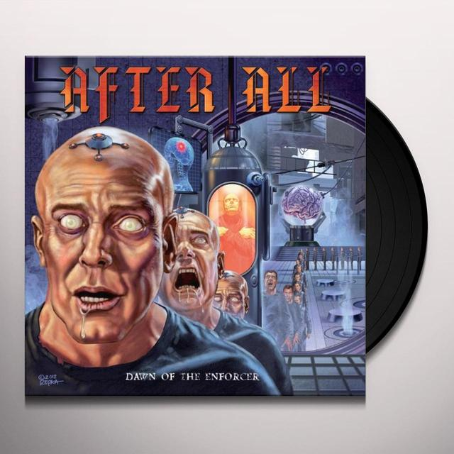After All DAWN OF THE ENFORCER (GER) Vinyl Record