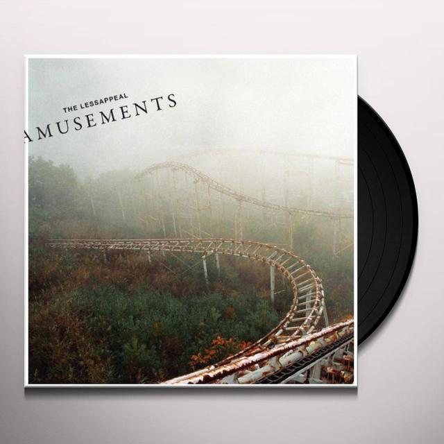Lessappeal AMUSEMENTS + DOWNLOAD (GER) Vinyl Record